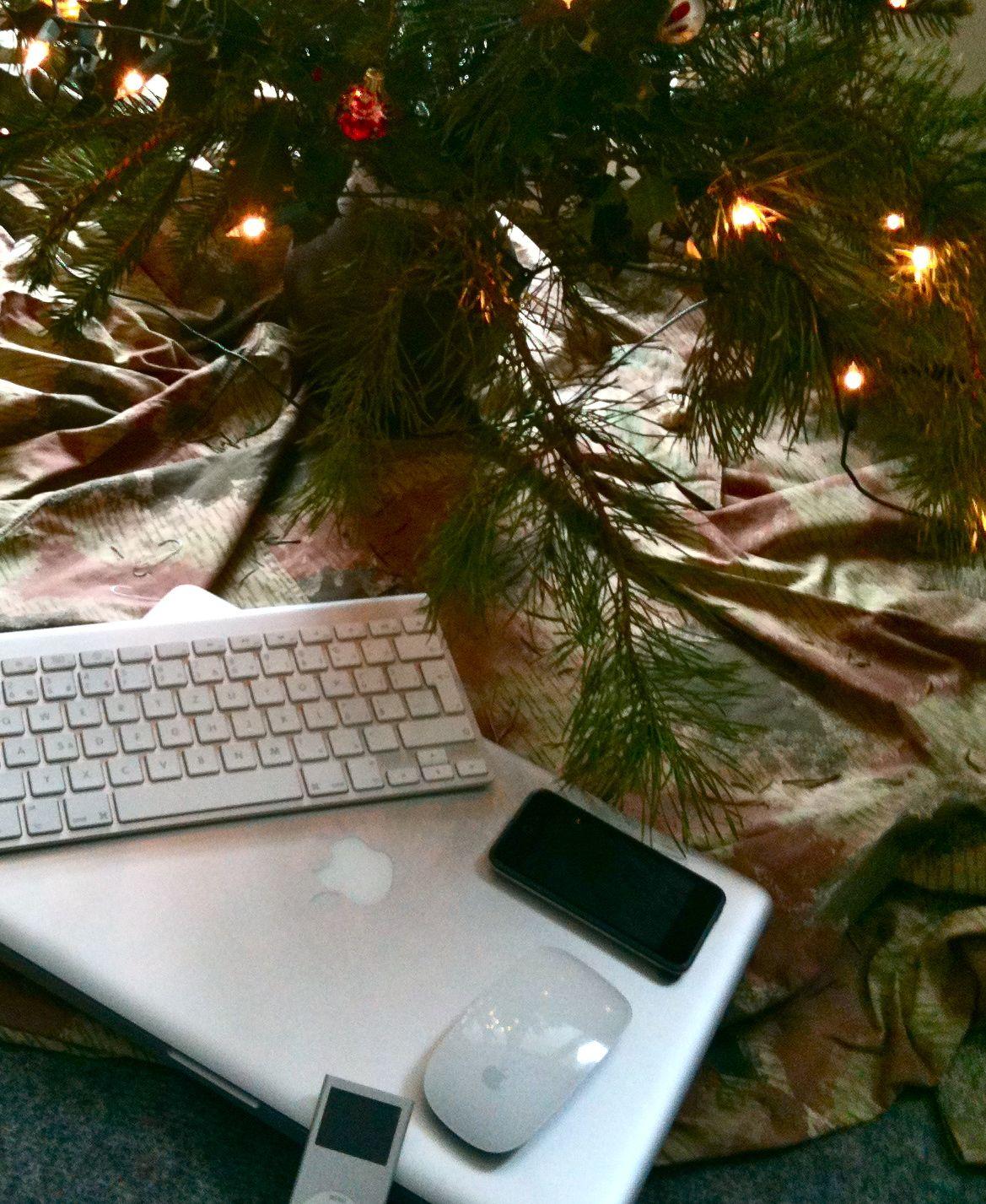 Vánoce s Applem